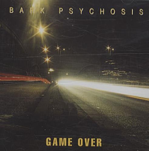 Bark Psychosis Game Over CD album (CDLP) UK BCJCDGA340427