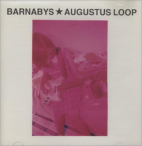 Barnabys Augustus Loop CD album (CDLP) US BJVCDAU396570