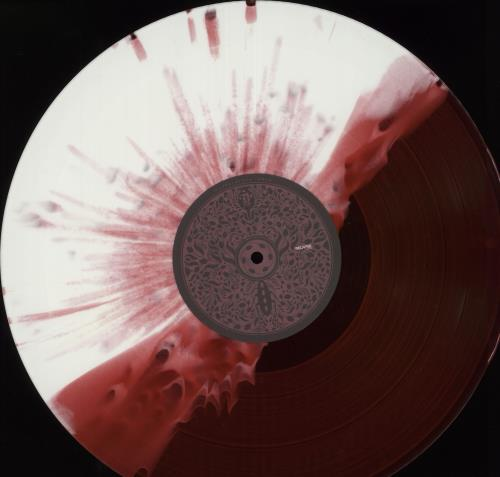 Baroness Red Album - Red and White Splatter vinyl 2-LP vinyl record set (Double Album) US QJS2LRE708758