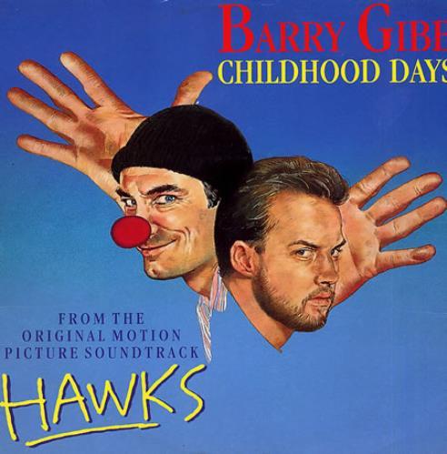 "Barry Gibb Childhood Days 12"" vinyl single (12 inch record / Maxi-single) UK BGB12CH158690"