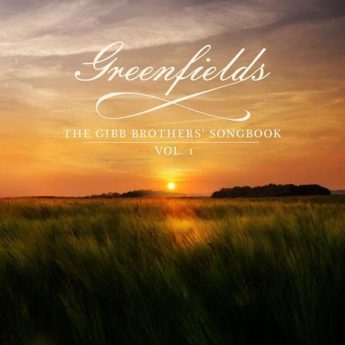Barry Gibb Greenfields: The Gibb Brothers Songbook Vol. 1 2-LP vinyl record set (Double Album) UK BGB2LGR760264