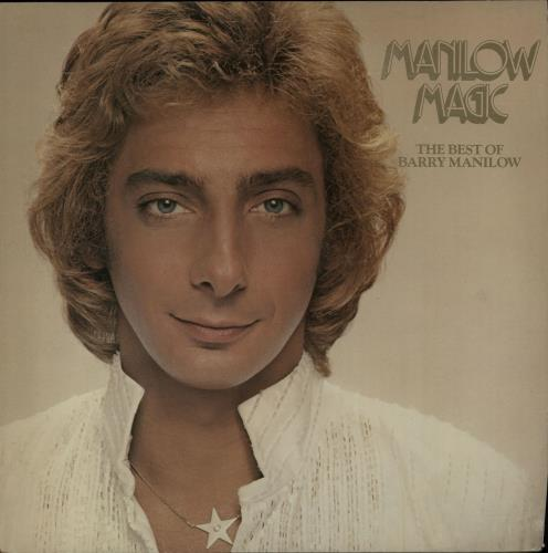 Barry Manilow The Best of Barry Manilow vinyl LP album (LP record) UK MNLLPTH651126
