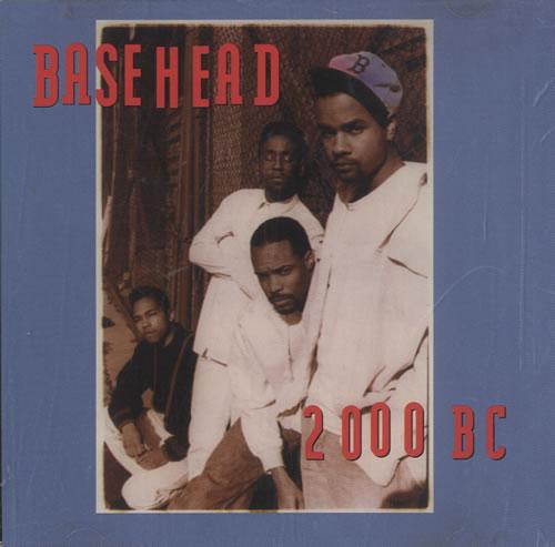 """Basehead 2000 BC CD single (CD5 / 5"""") US BH-C5BC486695"""