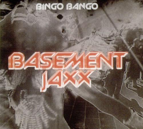 "Basement Jaxx Bingo Bango CD single (CD5 / 5"") UK BJXC5BI216650"