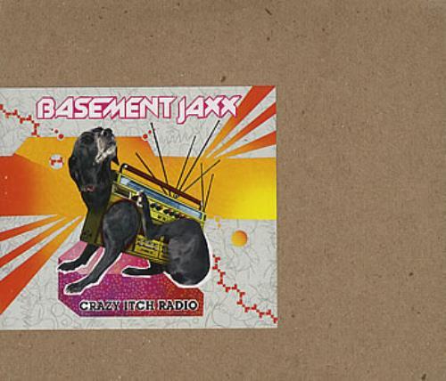 Basement Jaxx Crazy Itch Radio CD album (CDLP) US BJXCDCR384407