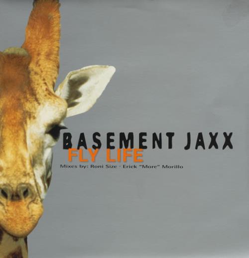 "Basement Jaxx Fly Life 12"" vinyl single (12 inch record / Maxi-single) UK BJX12FL429861"