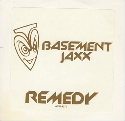 basement jaxx remedy us promo cd album cdlp 161909 rh eil com basement jaxx remedy rar basement jaxx remedy lyrics