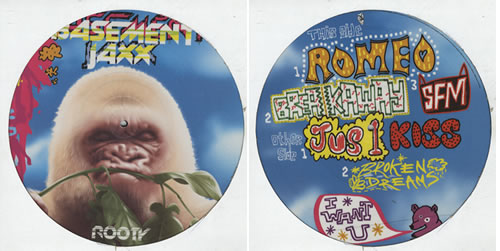 Limited Picture Disc UK Picture Disc