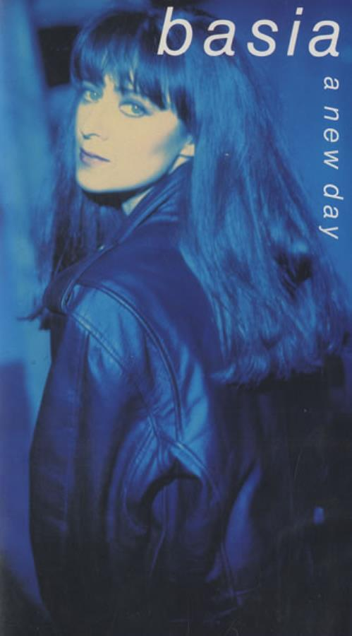Basia A New Day video (VHS or PAL or NTSC) Japanese BSIVIAN465248