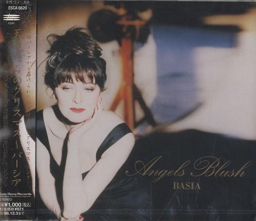 "Basia Angels Blush CD single (CD5 / 5"") Japanese BSIC5AN182484"