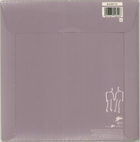 "Basia Baby You're Mine 7"" vinyl single (7 inch record) UK BSI07BA691727"
