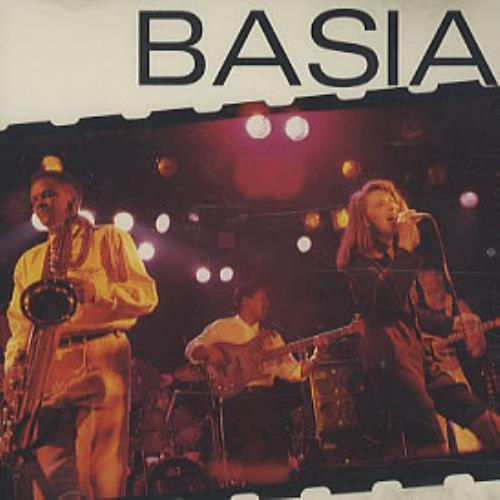 Basia Basia - Sealed CD album (CDLP) US BSICDBA88854