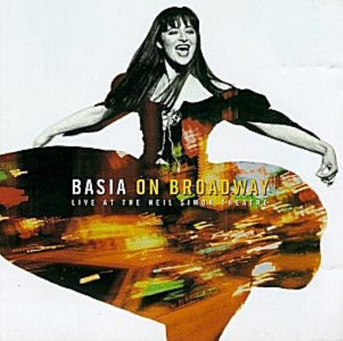 Basia Basia On Broadway CD album (CDLP) Japanese BSICDBA317762