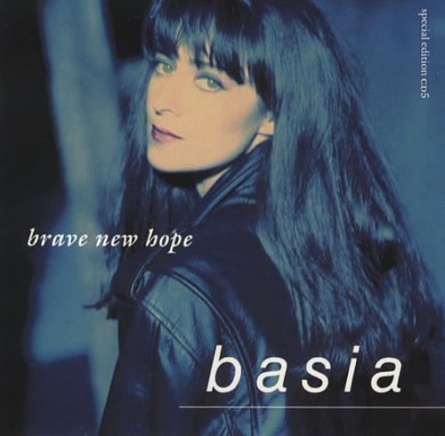 "Basia Brave New Hope CD single (CD5 / 5"") US BSIC5BR31212"