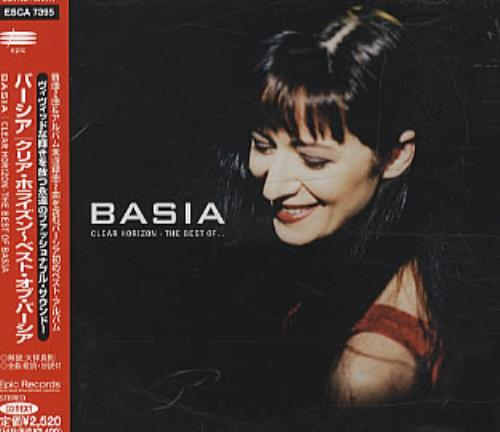 Basia Clear Horizon - The Best Of... CD album (CDLP) Japanese BSICDCL321094