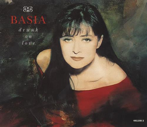 """Basia Drunk On Love CD single (CD5 / 5"""") UK BSIC5DR48611"""