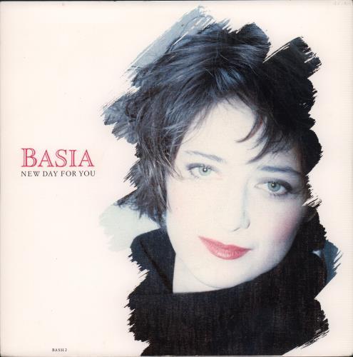 "Basia New Day For You 7"" vinyl single (7 inch record) UK BSI07NE235328"