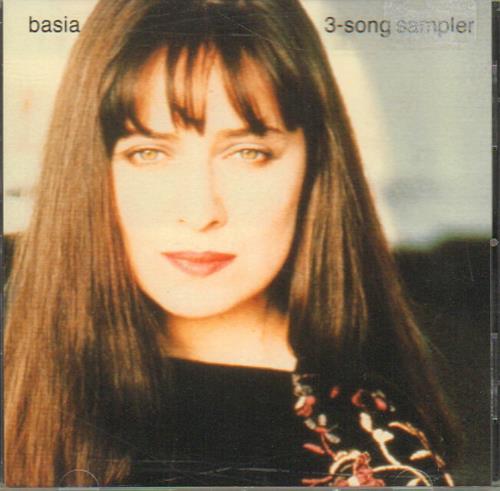 "Basia Special 3-Song Sampler CD single (CD5 / 5"") US BSIC5SP31209"