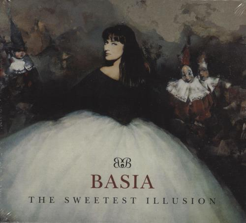 Basia The Sweet Illusion - Deluxe Edition 3-CD album set (Triple CD) UK BSI3CTH665034
