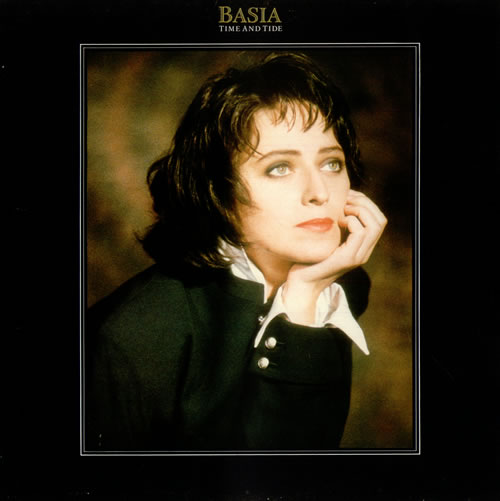 Basia Time And Tide vinyl LP album (LP record) UK BSILPTI537492