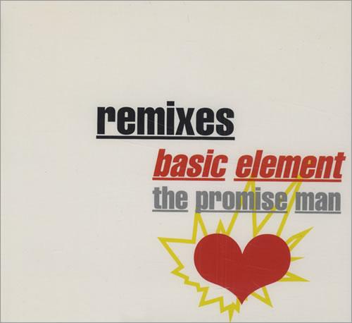 "Basic Element The Promise Man CD single (CD5 / 5"") Swedish BSEC5TH434595"