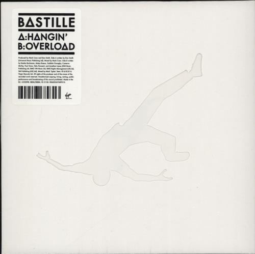 """Bastille Hangin' - RSD16 - White Vinyl - sealed 7"""" vinyl single (7 inch record) UK E4S07HA765629"""