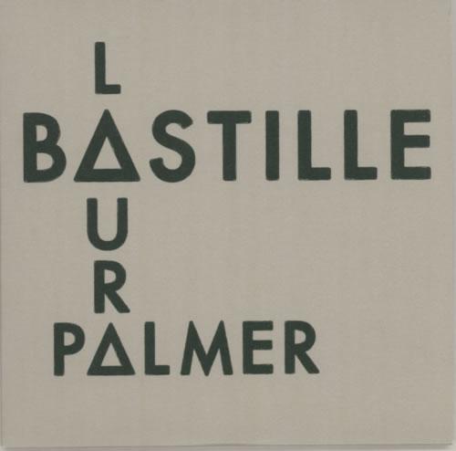 "Bastille Laura Palmer CD single (CD5 / 5"") UK E4SC5LA587960"
