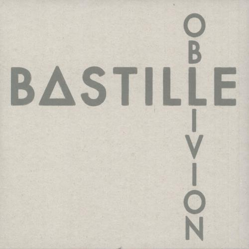 "Bastille Oblivion - Sealed 7"" vinyl single (7 inch record) UK E4S07OB739305"