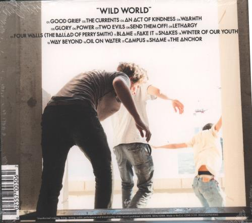 Bastille Wild World - Sealed Complete Edition CD album (CDLP) UK E4SCDWI661642