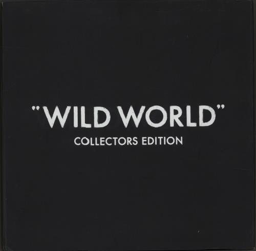 Bastille Wild World box set UK E4SBXWI672193