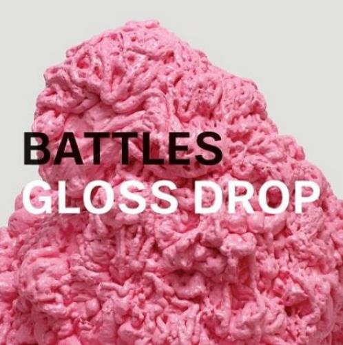 Battles Gloss Drop CD album (CDLP) UK BS5CDGL538416
