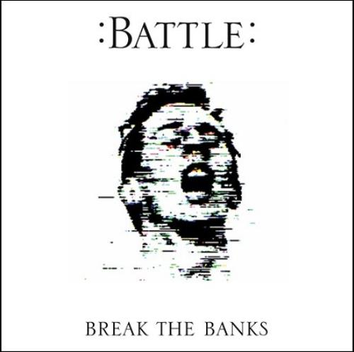 Battle Break The Banks CD album (CDLP) UK BT0CDBR413123