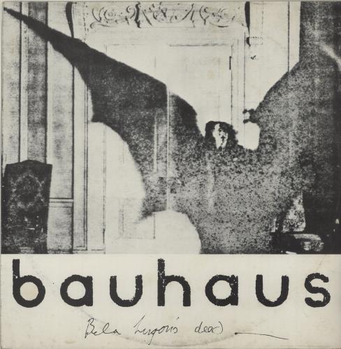 "Bauhaus Bela Lugosi's Dead - 1st - EX 12"" vinyl single (12 inch record / Maxi-single) UK BAU12BE687770"