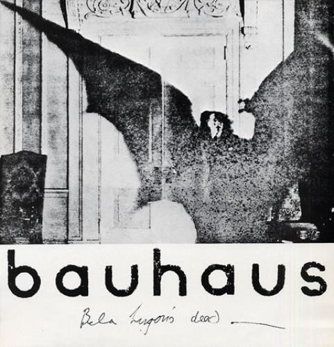"Bauhaus Bela Lugosi's Dead - 1st 12"" vinyl single (12 inch record / Maxi-single) UK BAU12BE47111"
