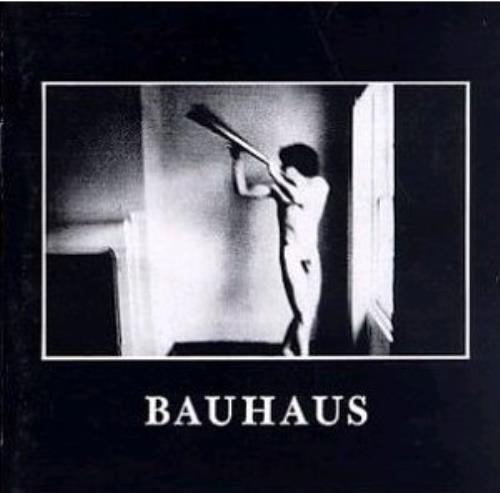 Bauhaus In A Flat Field CD album (CDLP) UK BAUCDIN386941
