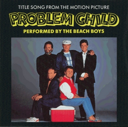 Beach Boys Problem Child CD Single CD5 5 US BBOC5PR69694