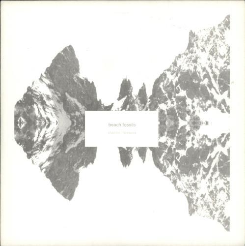 "Beach Fossils Shallow 7"" vinyl single (7 inch record) US H7X07SH717431"