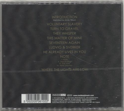 Beardfish The Void - Sealed CD album (CDLP) UK QFFCDTH695915