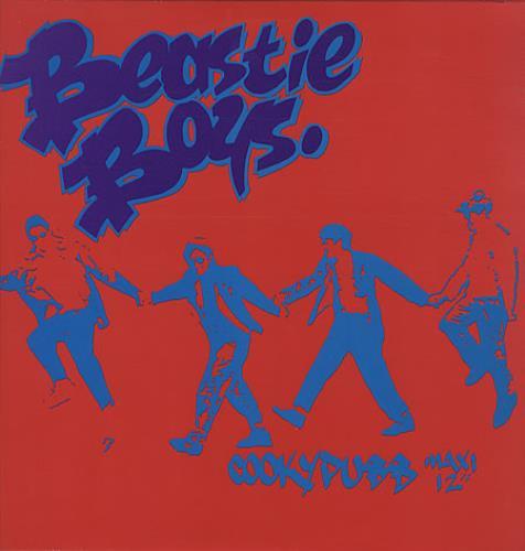 "Beastie Boys Cooky Puss 12"" vinyl single (12 inch record / Maxi-single) UK BEA12CO337153"