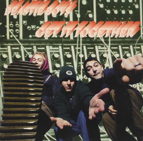 "Beastie Boys Get It Together CD single (CD5 / 5"") UK BEAC5GE58546"
