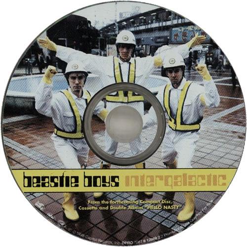 Intergalactic Beastie Boys