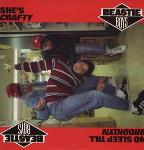 """Beastie Boys She's Crafty 12"""" vinyl single (12 inch record / Maxi-single) US BEA12SH48709"""