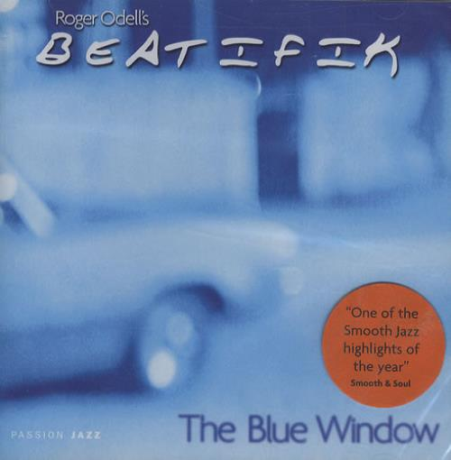 Beatifik The Blue Window CD album (CDLP) UK FIKCDTH428553