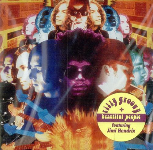 "Beautiful People Rilly Groovy - Sealed CD single (CD5 / 5"") US B\PC5RI64093"