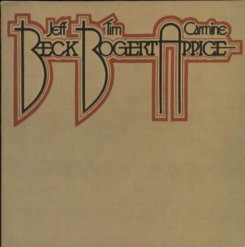 Beck, Bogert & Appice Beck, Bogert, Appice vinyl LP album (LP record) Dutch APILPBE607697