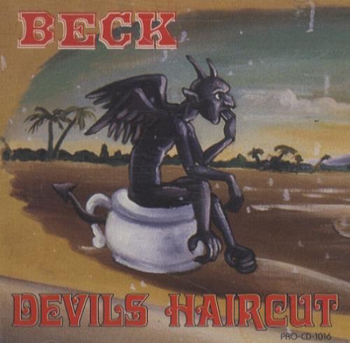 "Beck Devil's Haircut CD single (CD5 / 5"") US B-KC5DE82141"