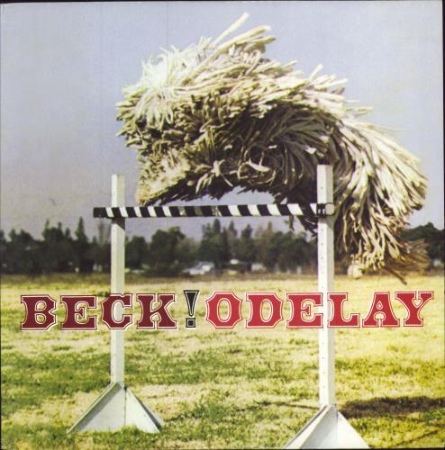 Beck Odelay! - 180gm vinyl LP album (LP record) US B-KLPOD80680