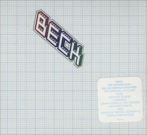 Beck The Information Deluxe