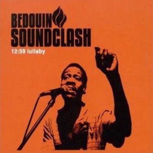 "Bedouin Soundclash 12:59 Lullaby CD single (CD5 / 5"") US UINC5LU384657"