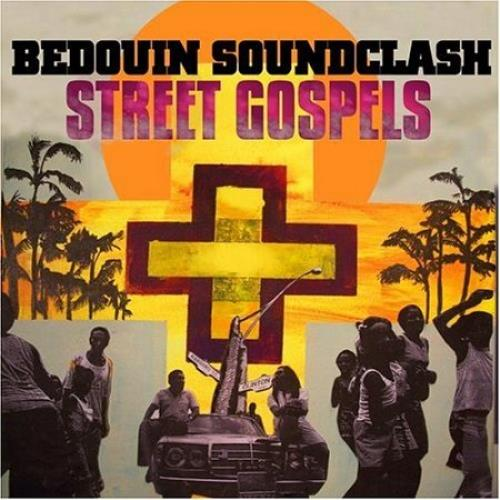 Bedouin Soundclash Street Gospels CD album (CDLP) UK UINCDST411049